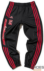 Штаны Adidas Red Lines Black (ориг.бирка)