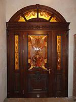 Арочные двери. Арочные двери из дерева. Арочные двери деревянные