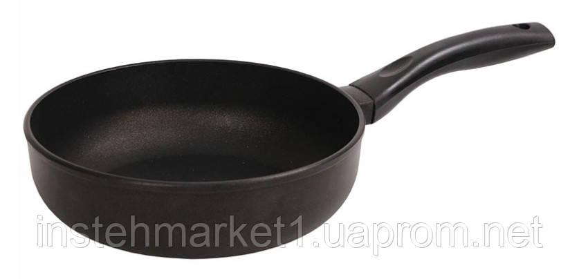 Сковорода БИОЛ 2409П (диаметр 240 мм) алюминиевая с антипригарным покрытием, без крышки