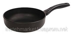 Сковорода БИОЛ 2409П (диаметр 240 мм) алюминиевая с антипригарным покрытием, без крышки, фото 2