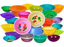 Тарелки, салатницы, миски