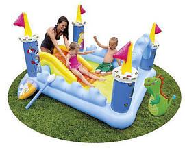 Водний ігровий центр Intex Фантастичний Замок