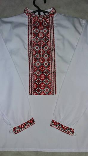 Українська вишиванка для хлопчика на 6 років e95b45d6cab93