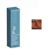 Крем-краска для волос FANOLA 100 мл 7.04