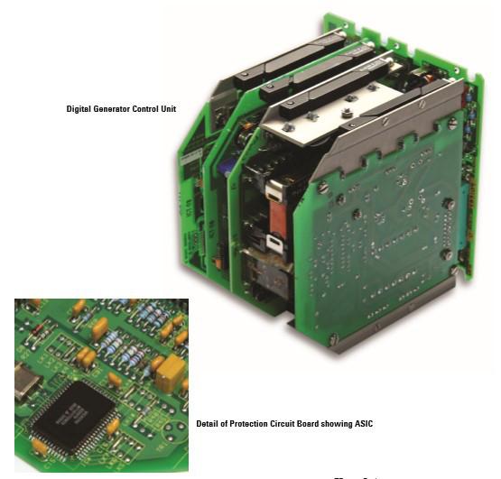 Блок управления генератором Eaton для авиатехники