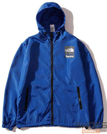 Куртка The North Face X Supreme Sport Blue (ориг.бирка), фото 2