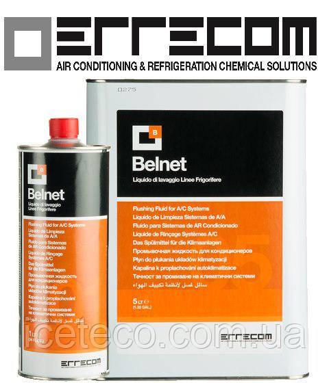 Промывочная жидкость Belnet TR1055.01 Errecomдля кондиционеров