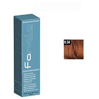 Крем-краска для волос FANOLA 100 мл 8.34