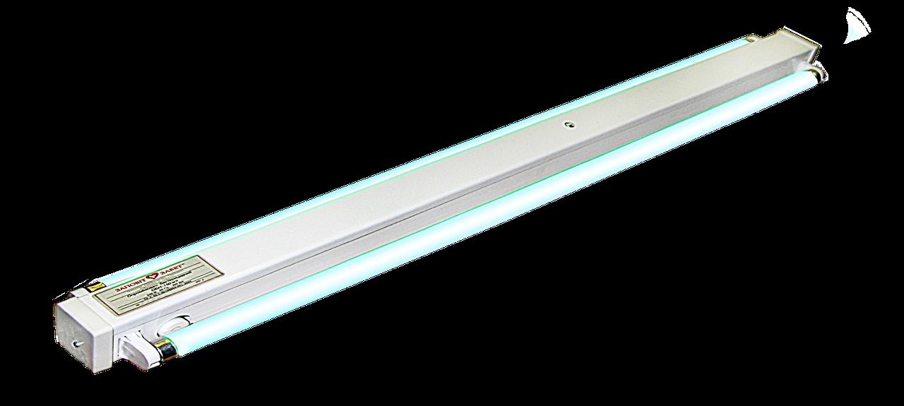 Облучатель бактерицидный настенный ОБН-150мп (2-30 Вт) (кварцевая лампа)