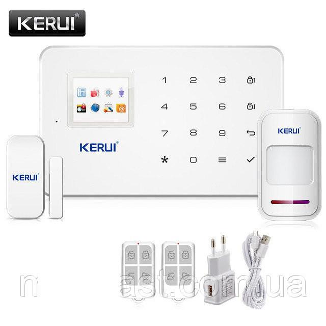 Сигнализация Kerui - G18 (русская версия)