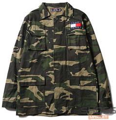 Куртка Tommy Jeans Simple Camo (ориг.бирка)