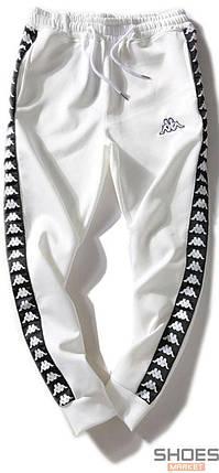 Штаны Kappa White (ориг.бирка), фото 2