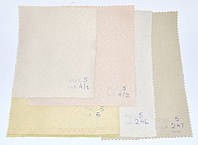 Teflon Однотон Рис.5 (Бежевые) Скатертная ткань с пропиткой Тефлон 155см