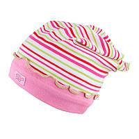 Косынка детская трикотажная для девочек TuTu арт. 3-003603(46-50) Розовый