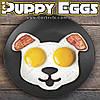 "Форма для яичницы - ""Puppy Eggs"" - 13.5 х 13.5 см."