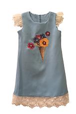 """Детское платье  """"Мороженко"""", фото 2"""