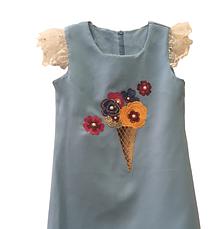 """Детское платье  """"Мороженко"""", фото 3"""