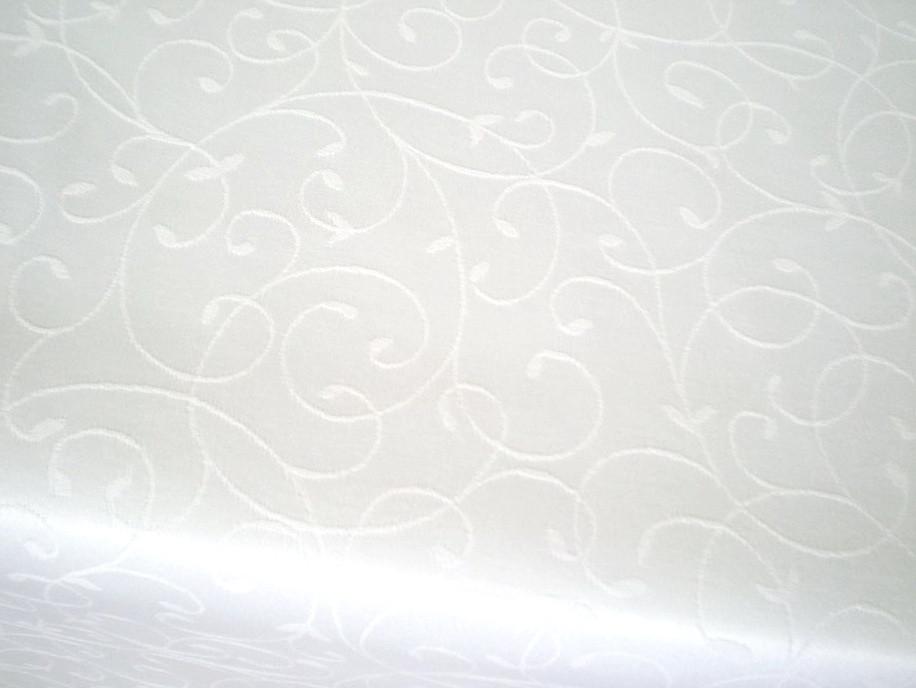 Тефлон Вьюнок-305 Скатертная Тканина Жаккард з просоченням 305см