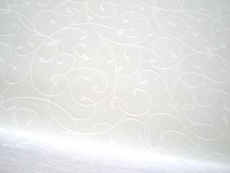 Тефлон Вьюнок-305 Скатертная Тканина Жаккард з просоченням 305см, фото 2