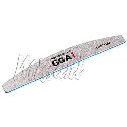 Пилка для ногтей 100/100 GGA Professional