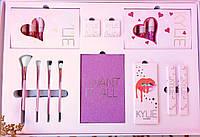 Набор косметики подарочный Kylie I WANT IT ALL (розовый)