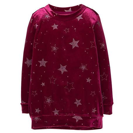 Туника велюровая Gymboree размер 150-158 свитер для девочки, фото 2