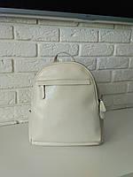 "Женский кожаный рюкзак ""Карина White"", фото 1"