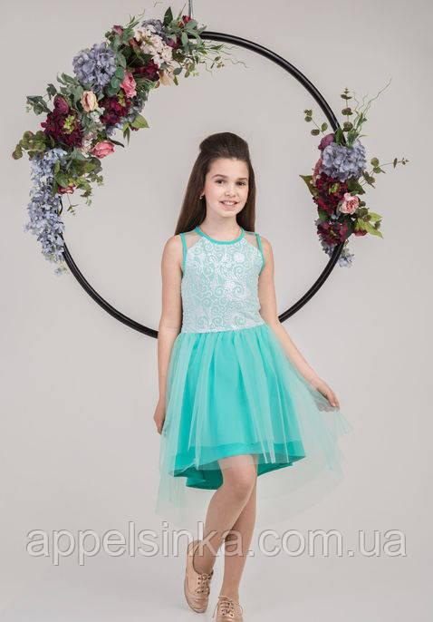 Нарядное платье для девочек 122-158рост  продажа, цена в Краматорске ... ff5b501ddad