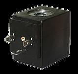 Электромагнитная катушка 220 В переменный ток компании ODE (Italy), 8 W, 30 мм x Ø13, фото 3