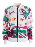 FILA.Жіноча тоненька курточка-бомбер-вітровка.Love Marion Bartoli.Розмір ХS. Оригінал
