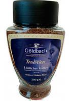 Кава розчинна Goldbach Tradition Німеччина 200г