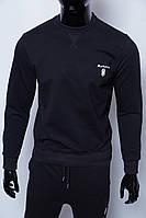 Кофта свитшот трикотажная мужская Barbarian 630641-4 черный