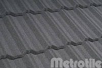 Композитная металлочерепица Metrotile Classik классик Charcoal