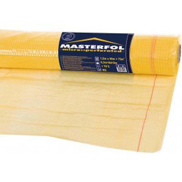 Masterfol Soft Mp-Y | гидроизоляционная армированная пленка | МАСТЕРФОЛ |