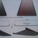 Ruukki Classic - D 0,5 мм Pural Matt BT black RR 33 Premium 50  - фальцевая кровля., фото 7