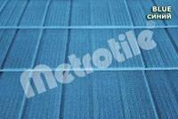 Композитная черепица Metrotile SHINGLE (шингл) BLUE