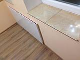 Керамический обогреватель c климат контролем - Opal 375 белый, фото 9