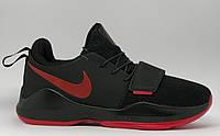 Кроссовки мужские Nike Zoom 105727 черные реплика