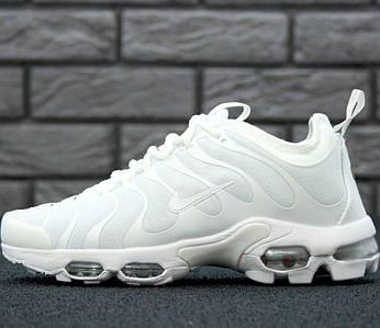 Женские кроссовки в стиле Nike Air Max Tn+ Plus White