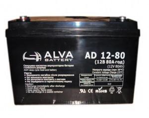 АКБ AS12-80