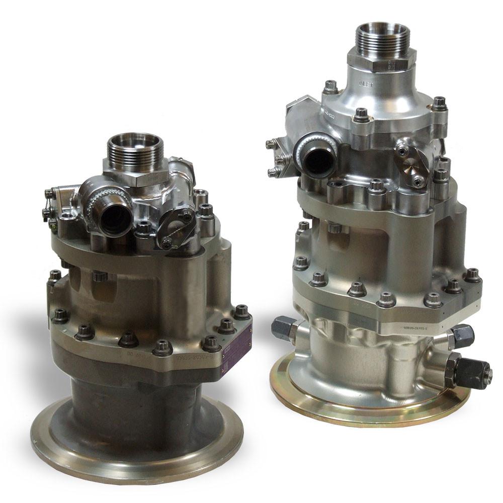 Гидравлический мотор-насос Parker для авиатехники