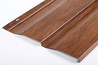 """Металлосайдинг вертикальный """" ПСМ профиль"""" тип А толщина 0.5 мм."""