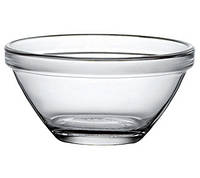Набор стеклянных мисок bormioli rocco 417010f15021990 pompei 6 штук