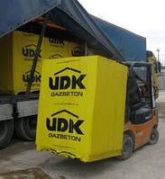 Газобетон UDK Omni-Block 400 600*200*100 мм