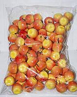 Искусственныые яблоки упаковка, муляж овощей, овощи для декора