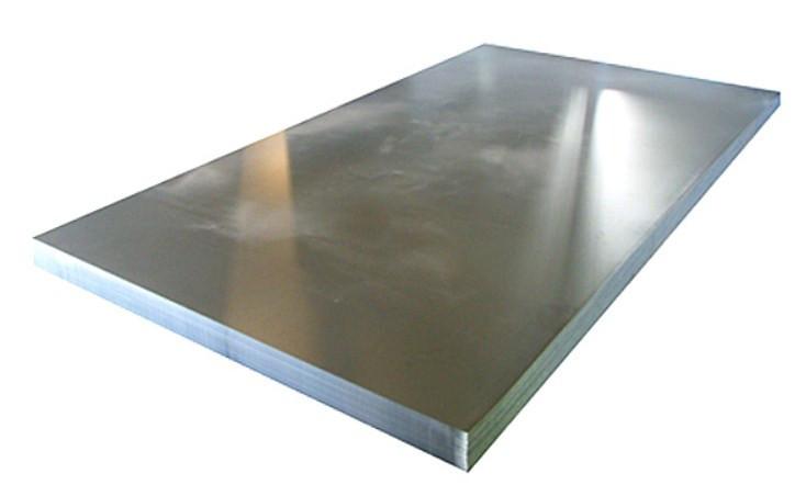 Оцинкованный лист 0,65 мм (1250*2000).