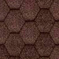 Битумная черепица KATEPAL™ классик KL , Коричневый цвет