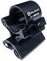 Крепление Olight Magnetic X MOD II ц:черныйКрепление Olight Magnetic X MOD II ц:черный, фото 1
