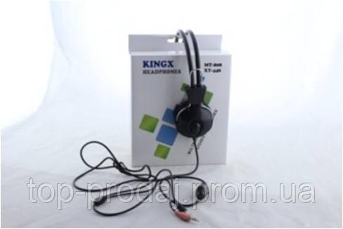 Наушники проводные с микрофоном, Наушники MDR 808, Накладные наушники, Гарнитура