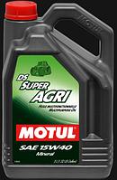 Motul DS Super Agri 15W40 моторне масло, фото 1